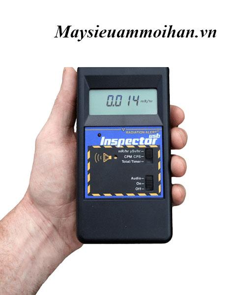 Máy đo phóng xạ